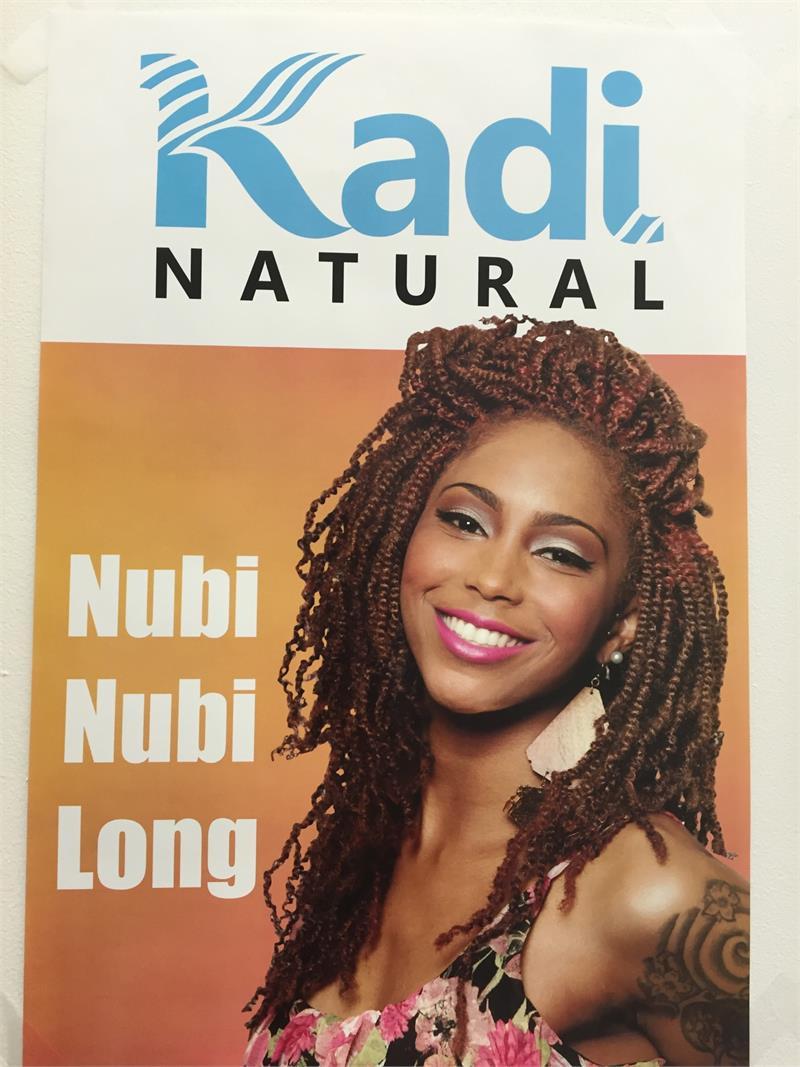Eon Natural Nubi Nubi Hair