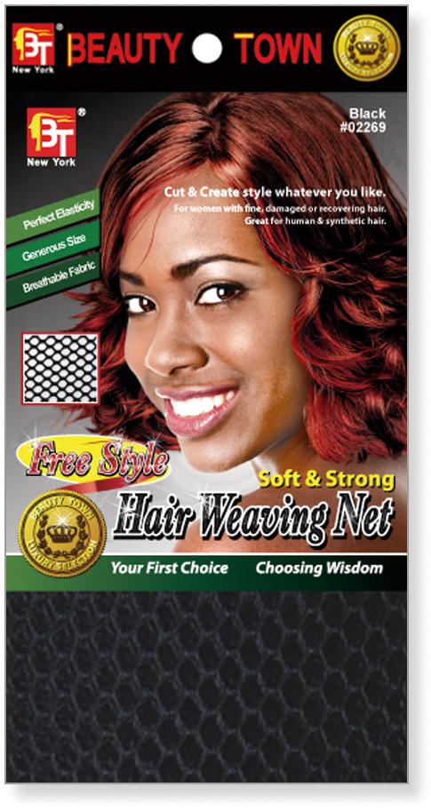 Beauty Town Hair Weaving Net 02269