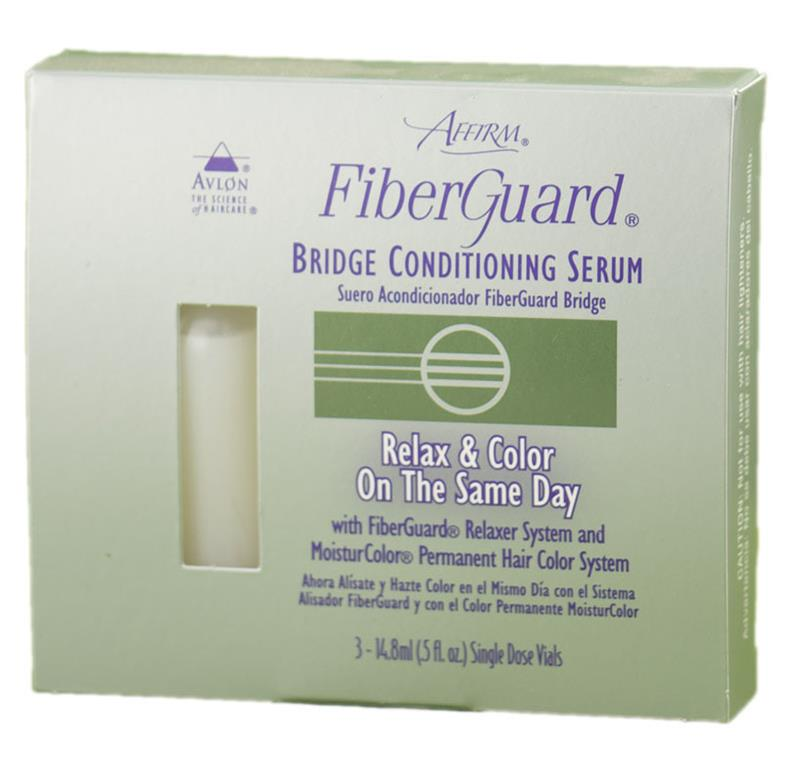 Affirm Fiberguard Bridge Conditioning Serum 3pk